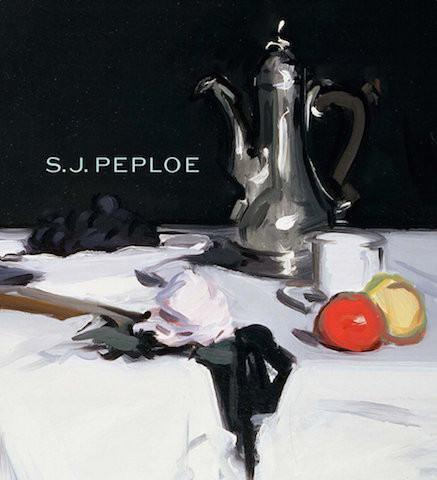 S.J. Peploe - the exhibition catalogue from National Galleries of Scotland available to buy at Museum Bookstore