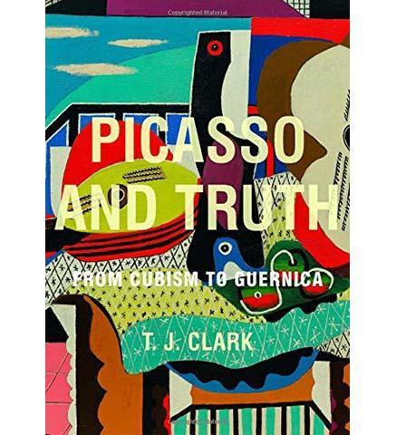 Picasso and Truth: From Cubism to Guernica - the exhibition catalogue from National Gallery of Art available to buy at Museum Bookstore