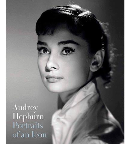 Audrey Hepburn: Portraits of an Icon - the exhibition catalogue from National Portrait Gallery available to buy at Museum Bookstore