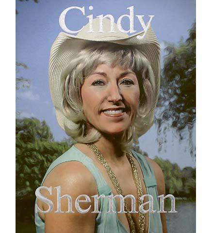 Cindy Sherman - the exhibition catalogue from National Portrait Gallery available to buy at Museum Bookstore