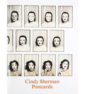 Cindy Sherman : Postcards - the exhibition catalogue from National Portrait Gallery available to buy at Museum Bookstore