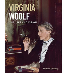 Virginia Woolf : Art, Life and Vision - the exhibition catalogue from National Portrait Gallery available to buy at Museum Bookstore