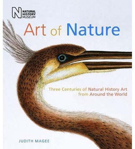Art of Nature: Three Centuries of Natural History Art from Around the World - the exhibition catalogue from Natural History Museum available to buy at Museum Bookstore