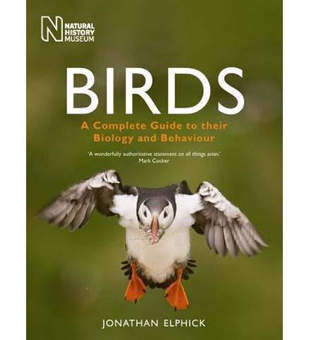Birds : A Complete Guide to Their Biology and Behaviour - the exhibition catalogue from Natural History Museum available to buy at Museum Bookstore