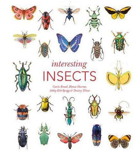 Interesting Insects - the exhibition catalogue from Natural History Museum available to buy at Museum Bookstore