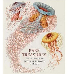 Rare Treasures : From the Library of the Natural History Museum - the exhibition catalogue from Natural History Museum available to buy at Museum Bookstore