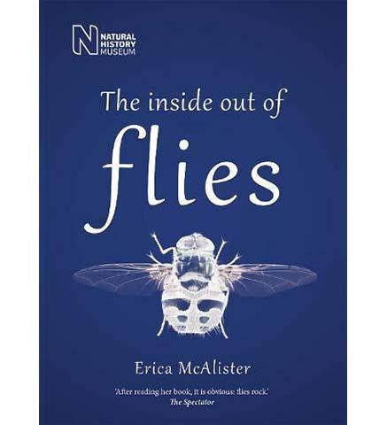 The Inside Out of Flies - the exhibition catalogue from Natural History Museum available to buy at Museum Bookstore