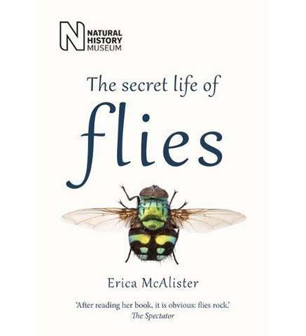 The Secret Life of Flies - the exhibition catalogue from Natural History Museum available to buy at Museum Bookstore