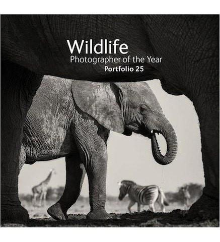 Wildlife Photographer of the Year : Portfolio 25 - the exhibition catalogue from Natural History Museum available to buy at Museum Bookstore