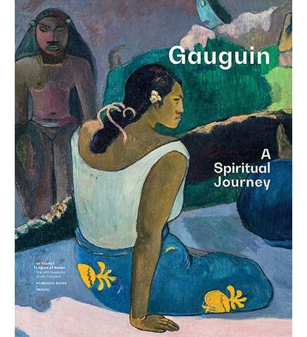 Gauguin : A Spiritual Journey - the exhibition catalogue from Ny Carlsberg Glyptotek/Fine Arts Museum available to buy at Museum Bookstore