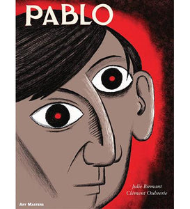 Pablo available to buy at Museum Bookstore