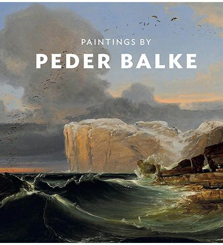 Paintings by Peder Balke available to buy at Museum Bookstore