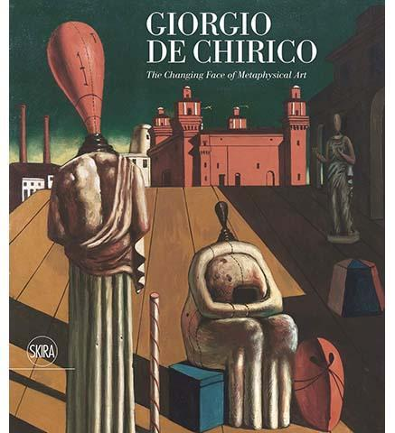 Giorgio de Chirico: The Face of Metaphysics - the exhibition catalogue from Palazzo Ducale, Genoa available to buy at Museum Bookstore