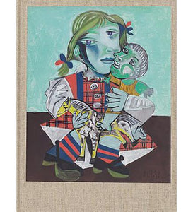 Picasso and Maya: Father and Daughter available to buy at Museum Bookstore