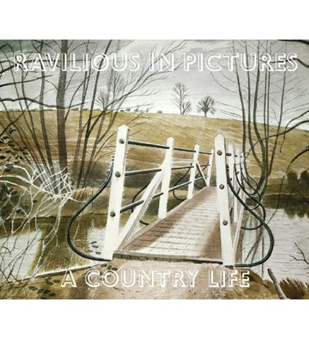 Ravilious in Pictures : Country Life available to buy at Museum Bookstore