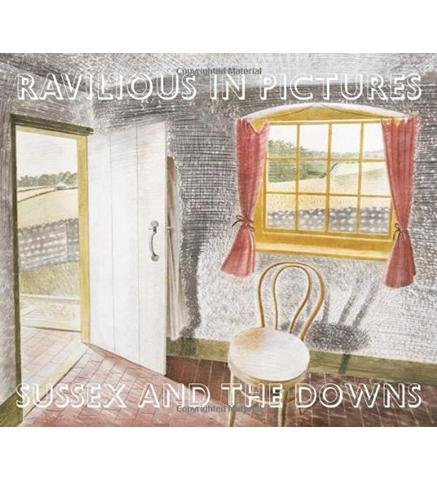 Ravilious in Pictures : Sussex and the Downs available to buy at Museum Bookstore