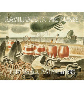 Ravilious in Pictures : War Paintings available to buy at Museum Bookstore