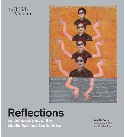 Reflections: contemporary art of the Middle East and North Africa available to buy at Museum Bookstore