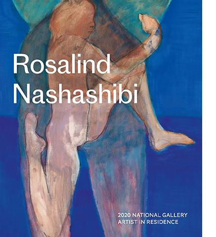 Rosalind Nashashibi at the National Gallery available to buy at Museum Bookstore