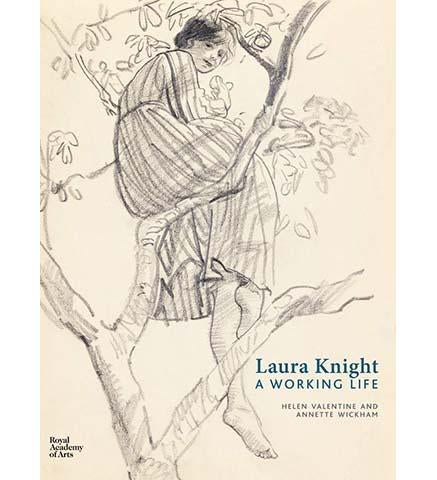 Laura Knight : A Working Life - the exhibition catalogue from Royal Academy available to buy at Museum Bookstore
