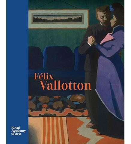Felix Vallotton - the exhibition catalogue from Royal Academy/Metropolitan Museum available to buy at Museum Bookstore