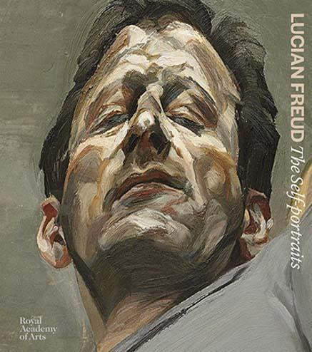 Lucian Freud : The Self-Portraits - the exhibition catalogue from Royal Academy of Arts/Museum of Fine Arts available to buy at Museum Bookstore