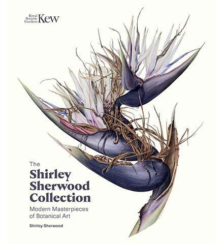 Shirley Sherwood Collection : Botanical Art Over 30 Years - the exhibition catalogue from Royal Botanic Gardens, Kew available to buy at Museum Bookstore