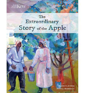 The Extraordinary Story of the Apple - the exhibition catalogue from Royal Botanic Gardens, Kew available to buy at Museum Bookstore