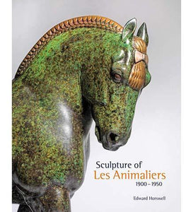 Sculpture of Les Animaliers 1900-1950 - the exhibition catalogue from Sladmore Gallery available to buy at Museum Bookstore