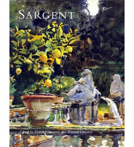 Tate/National Gallery of Art/Museum of Fine Arts Boston Sargent exhibition catalogue