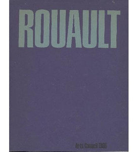 Tate Rouault - 1966 Tate exhibition catalogue exhibition catalogue