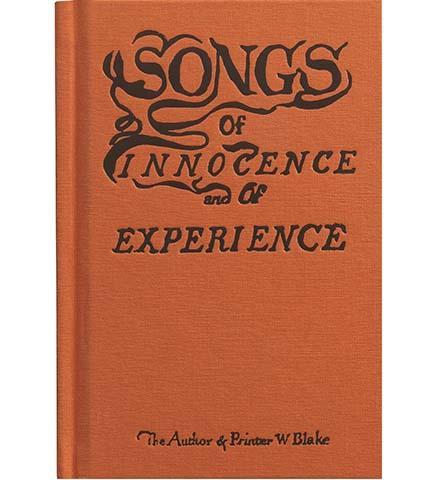 Songs of Innocence and of Experience - the exhibition catalogue from Tate available to buy at Museum Bookstore