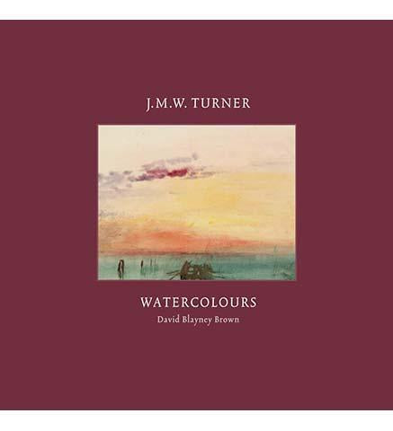 Turner Watercolours - the exhibition catalogue from Tate available to buy at Museum Bookstore