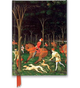 The Ashmolean Museum Ashmolean Museum: The Hunt by Paolo Uccello Journal exhibition catalogue