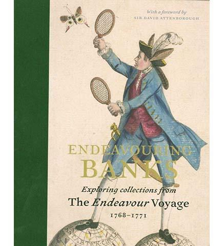 The Collection, Lincoln Endeavouring Banks: Exploring the Collections from the Endeavour Voyage 1768–1771