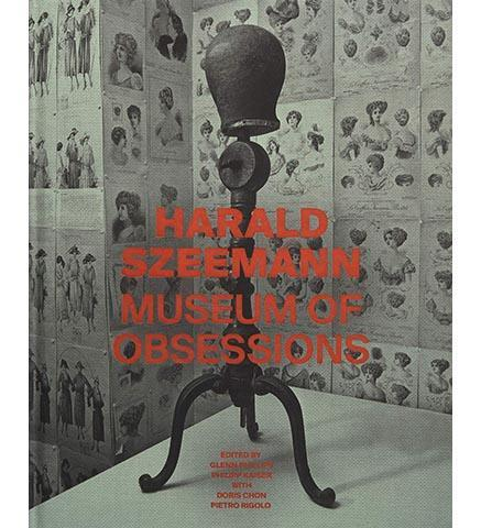 Harald Szeemann - Museum of Obsessions - the exhibition catalogue from The Getty Research Institute available to buy at Museum Bookstore
