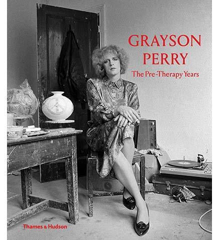 Grayson Perry: The Pre-Therapy Years - the exhibition catalogue from The Holburne Museum, Bath available to buy at Museum Bookstore