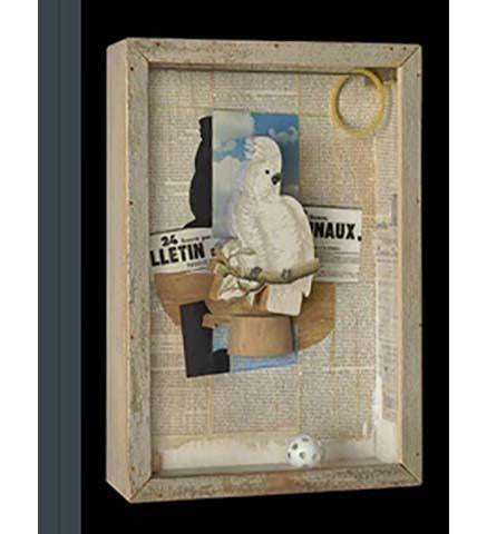 Birds of a Feather - Joseph Cornell's Homage to Juan Gris - the exhibition catalogue from The Metropolitan Museum of Art available to buy at Museum Bookstore
