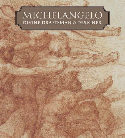 Michelangelo : Divine Draftsman and Designer - the exhibition catalogue from The Metropolitan Museum of Art available to buy at Museum Bookstore