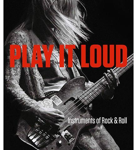 Play It Loud - Instruments of Rock & Roll - the exhibition catalogue from The Metropolitan Museum of Art/Rock & Roll Hall of Fame available to buy at Museum Bookstore