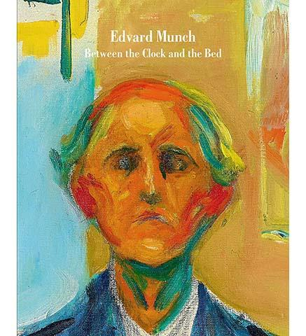 Edvard Munch : Between the Clock and the Bed - the exhibition catalogue from The Metropolitan Museum of Art/SFMOMA available to buy at Museum Bookstore