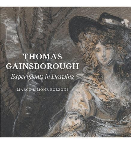 Thomas Gainsborough: Experiments in Drawing - the exhibition catalogue from The Morgan Library and Museum available to buy at Museum Bookstore