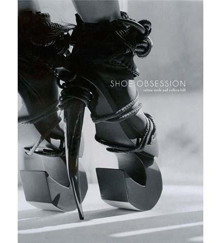 Shoe Obsession - the exhibition catalogue from The Museum at The Fashion Institute of Technology available to buy at Museum Bookstore