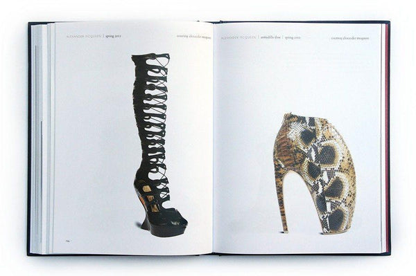 The Museum at The Fashion Institute of Technology Shoe Obsession exhibition catalogue