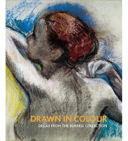 Drawn in Colour : Degas from the Burrell Collection - the exhibition catalogue from The National Gallery available to buy at Museum Bookstore
