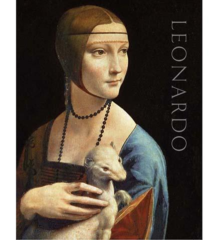 Leonardo da Vinci: Painter at the Court of Milan - the exhibition catalogue from The National Gallery available to buy at Museum Bookstore