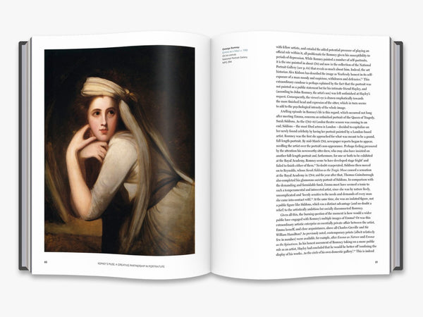 The National Maritime Museum Emma Hamilton: Seduction and Celebrity exhibition catalogue