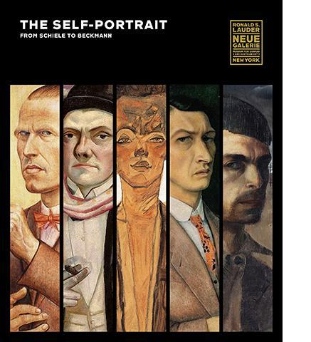 Self-Portrait, from Schiele to Beckmann - the exhibition catalogue from The Neue Galerie, New York available to buy at Museum Bookstore