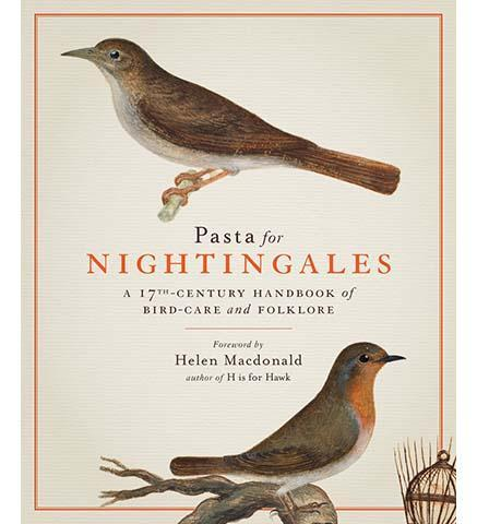 Pasta For Nightingales : A 17th-century handbook of bird-care and folklore - the exhibition catalogue from The Royal Collection available to buy at Museum Bookstore