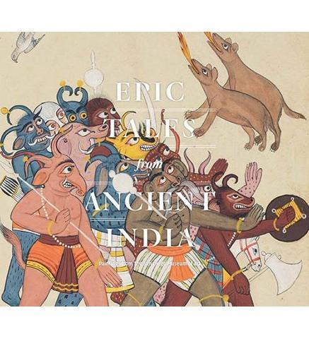 Epic Tales from Ancient India : Paintings from The San Diego Museum of Art - the exhibition catalogue from The San Diego Museum of Art available to buy at Museum Bookstore
